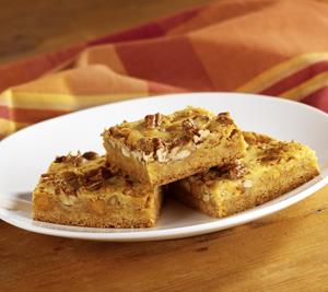 Blondies de Butterscotch