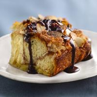 Almond-Coconut Coffee Cake