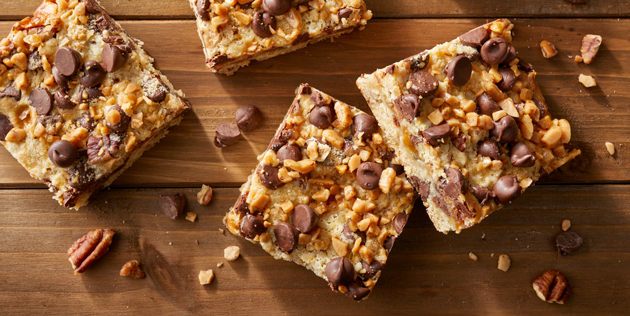 Chocolate Chip Toffee Bars Eagle Brand