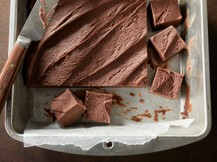 Fudge de Chocolate