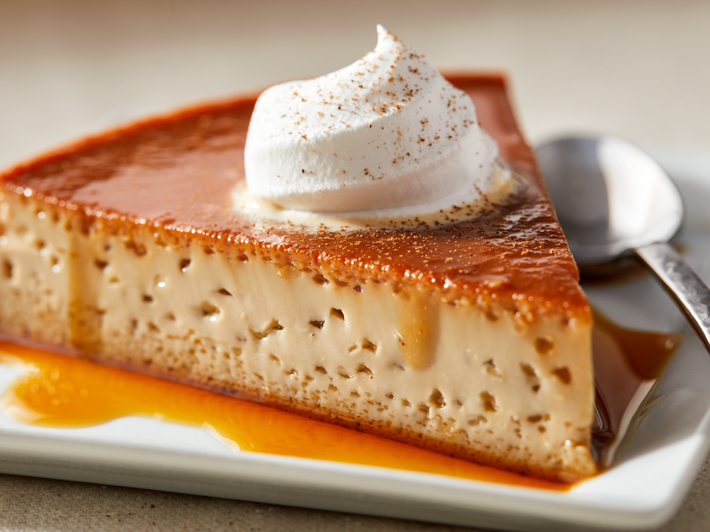 Coffee Caramel Flan