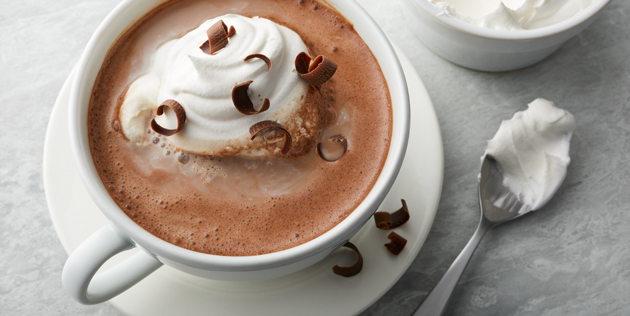 Chocolate Caliente Cremoso