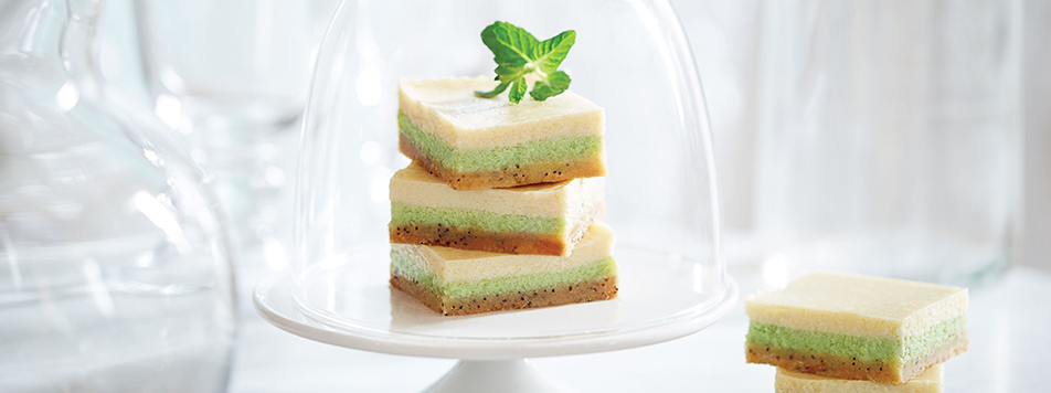Cuban Lemon-Lime Bars