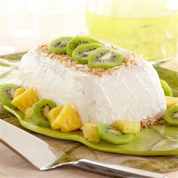 Tropical Coconut Lime Semifrio