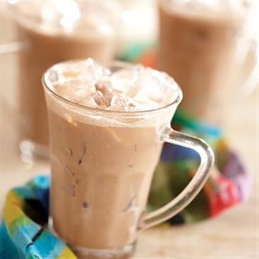 Chocolate Coconut Drink